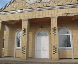 Соціальний центр громади с.Верхній Токмак