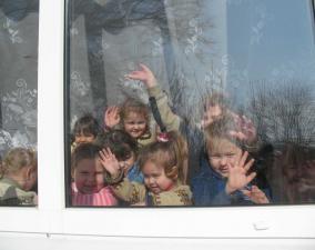 Нові вікна у дитячому садку, Чернігівський район с.Владівка
