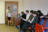 Під час робочої наради в м.Куйбишево